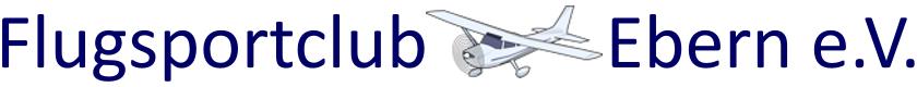 Flugsportclub Ebern e.V.